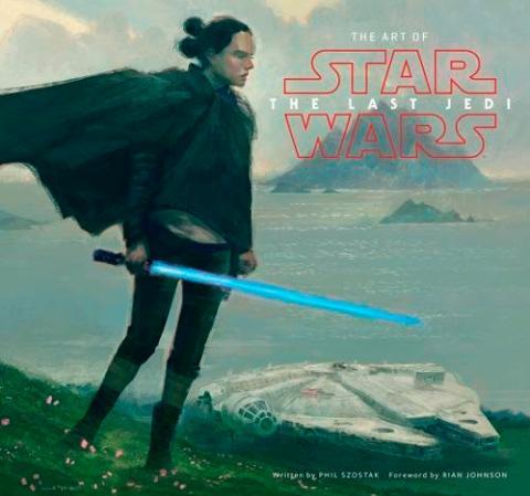 The Art of Star Wars The Last Jedi