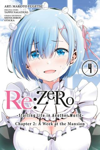 Re: Zero Chapter 2: A Week at the Mansion Part 4