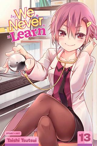 We Never Learn Vol 13