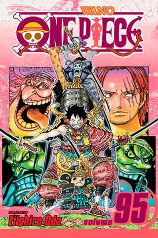 One Piece Vol 95