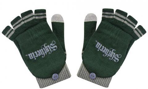 Harry Potter Gloves (Fingerless) Slytherin