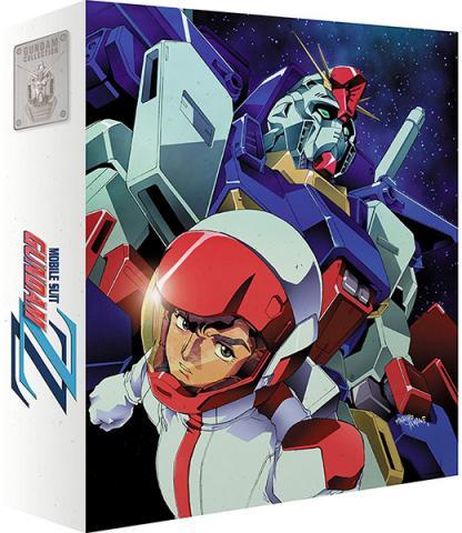 Mobile Suit Gundam ZZ, Part 1
