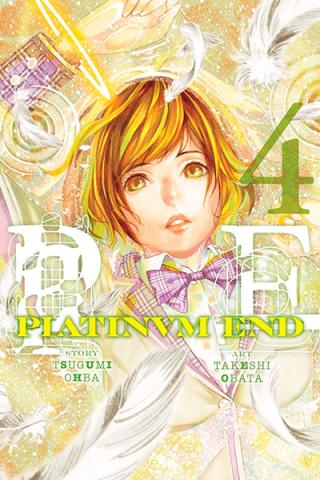 Platinum End Vol 4