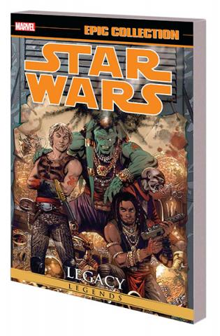 Star Wars Legends Epic Collection: Legacy Vol 2