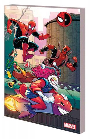 Spider-Man/Deadpool Vol 4: Serious Business