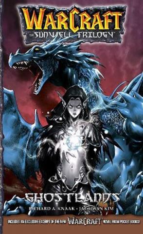 Warcraft Vol 3: Ghostlands