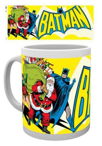 Batman Mug XMAS
