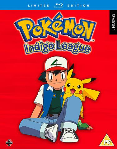 Pokémon: Indigo League, Season 1