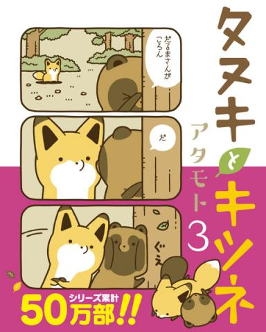 Racoon and Fox Vol 3