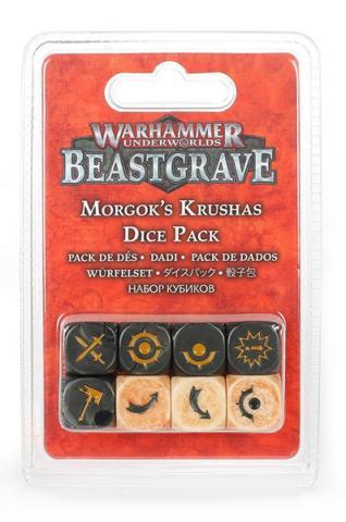 Morgok's Krushas Dice Pack