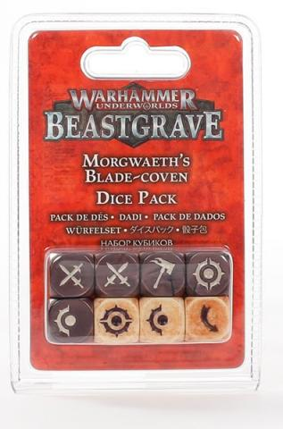 Morgwaeth's Blade-coven Dice Pack