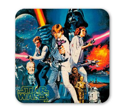 May The Force Be With You Alliance Coaster