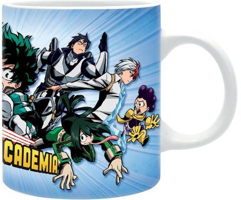 My Hero Academia Heroes Mug 320ml