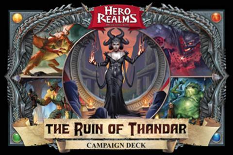 The Ruin of Thandar