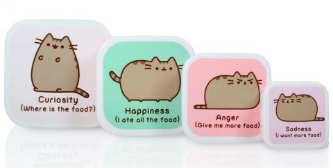 Pusheen Snack Box Set