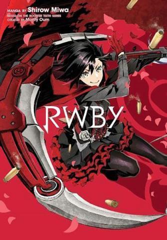 RWBY Manga