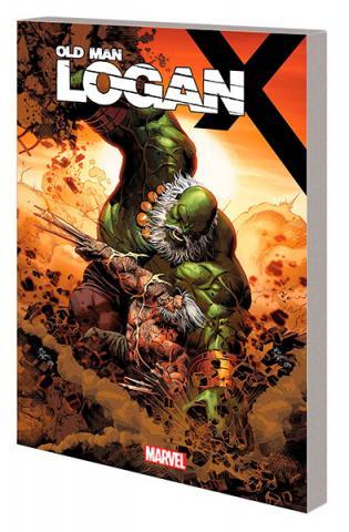 Wolverine: Old Man Logan Vol 6: Days of Anger