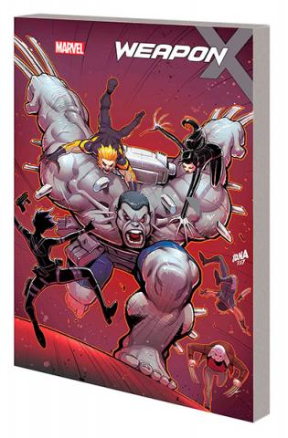 Weapon X Vol 2: The Hunt for Weapon X