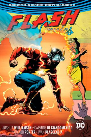 The Flash Rebirth Deluxe Collection Book 2