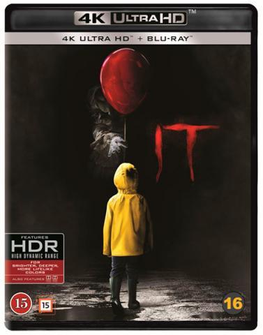 It/DET (2017, 4K Ultra HD+Blu-ray)