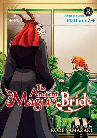 The Ancient Magus' Bride Vol 8