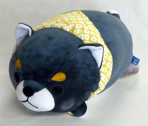 Mameshiba Sankyoudai Mamejiro Plush: Cushion