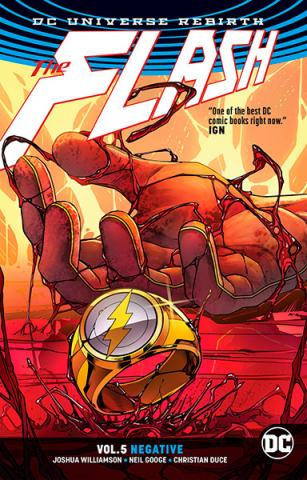 The Flash Rebirth Vol 5: Negative
