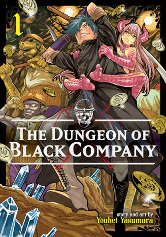 The Dungeon of Black Company Vol 1