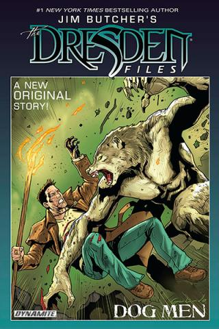 The Dresden Files: Dog Men