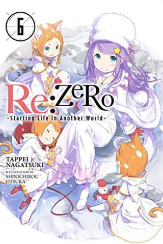 Re: Zero Light Novel 6