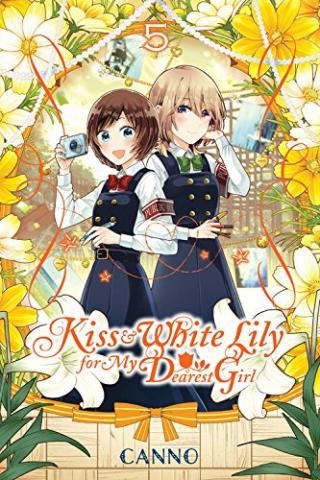 Kiss and White Lily for My Dearest Girl Vol 5