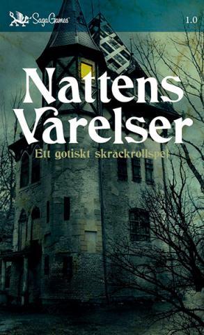 Nattens varelser - Gotiskt skräckrollspel