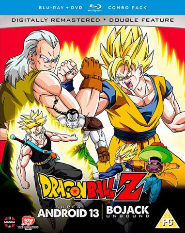 Dragonball Z: Super Android 13 & Bojack Unbound