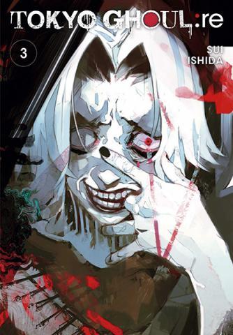 Tokyo Ghoul: re Vol 3