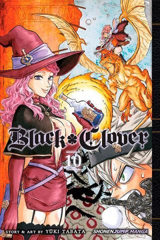 Black Clover Vol 10