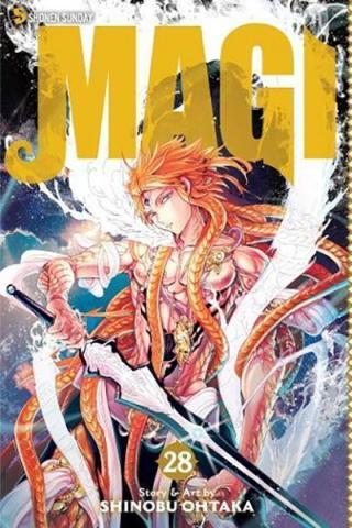 Magi Vol 28