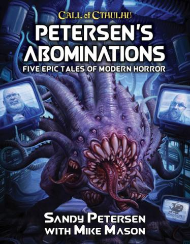 Petersen's Abominations - Five Epic Tales of Modern Horror