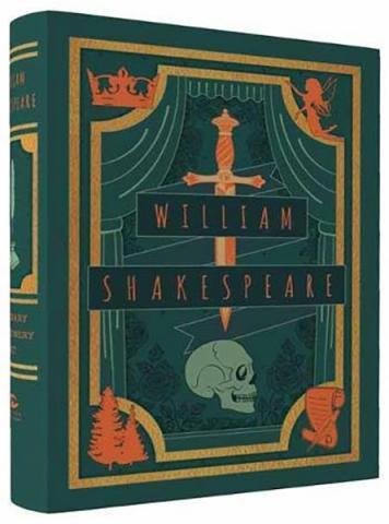 Literary Stationery Set: William Shakespeare