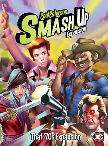 Smash Up - That '70s Expansion