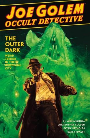 Joe Golem Occult Detective: The Outer Dark