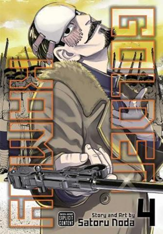 Golden Kamuy Vol 4