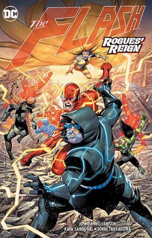 The Flash Vol 13: Rogues Reign