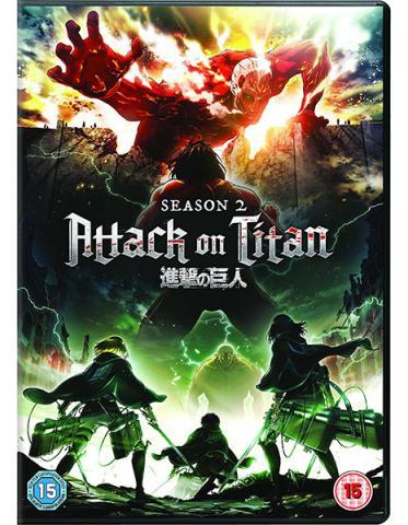 Attack on Titan, Complete Season 2