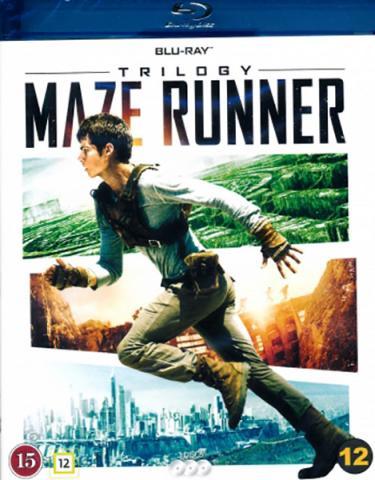 The Maze Runner 1-3
