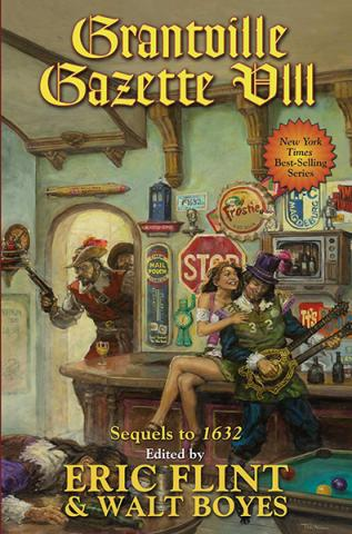 The Grantville Gazette VIII