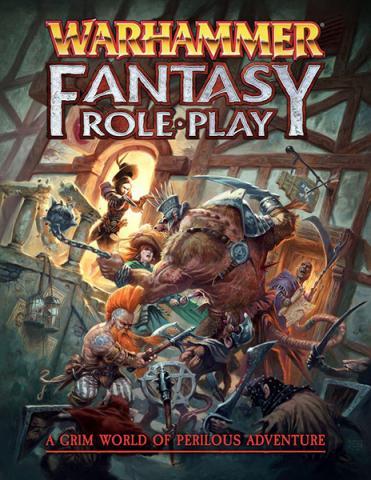 Warhammer Fantasy RPG: 4th Edition Core Rulebook