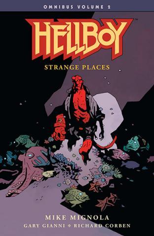 Hellboy Omnibus Vol 2: Strange Places