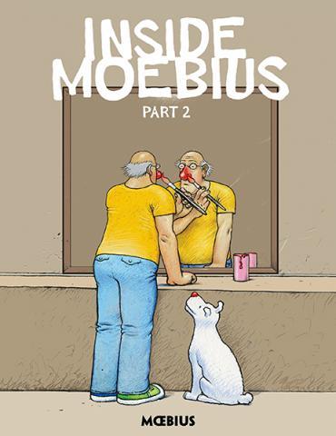 Moebius Library: Inside Moebius Vol 2