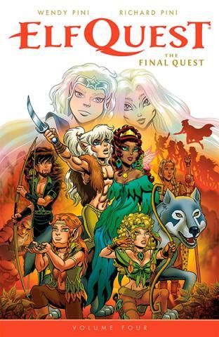 Elfquest: The Final Quest Vol 4