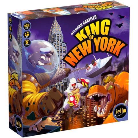 King of New York (Svensk)